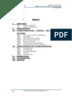 Trabajo Ing de Drenaje - Predio - 1er Informe