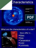 Star Characteristics