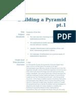 building a pyramid pt