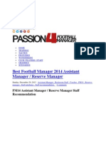 Asisten Manager