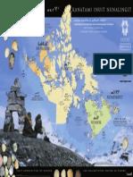 Inuit map