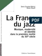 Denis Constant Martin - La France Du Jazz