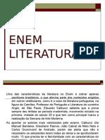 Enem Literatura