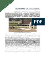 GP Latinoamericano 2015 - La Previa