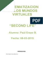Sistematizacion Second Life