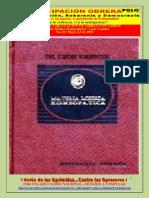 """Libro 123. """"Materia Médica Homeopática"""". León Vannier. Colecc. EO."""