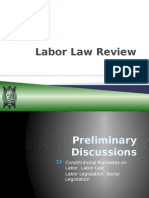 Labor Law Slides