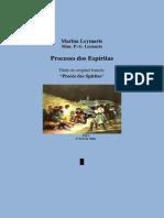 Marina Duclos Leymarie - Processo Dos Espíritas
