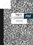 yoga u-the college student's tools for balanced living