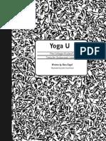yoga u-the college student's tools for balanced living