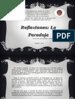 interpretacinyreflexionesdellibrolaparadojadejameschunter-120331210252-phpapp02.ppt