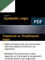 Symbolic Logic Ppt