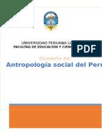Glosario Antropología