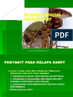 Pengendalian Penyakit Ganoderma Di Kebun Kelapa Sawit. New