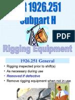 Rigging Guide