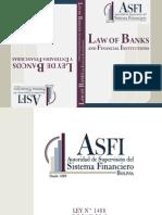 Ley de Bancos Español