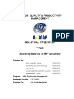 Quality Management Case Study