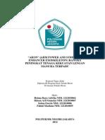 Proposol TA Based on Proposal PKM-KC