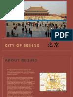 Beijing Presentation
