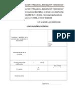 Notificacion - Centro de Conciliacion Extrajudicial Bazan Quispe