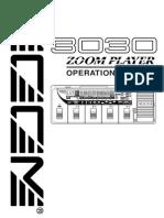 Zoom.E 3030.Manual