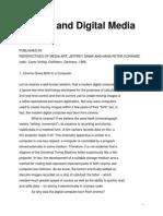 Cinema and Digital Media