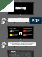 tut 1 briefing
