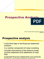 Chapter 09prospective analysis.ppt