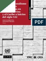 Bárcena, A., & Prado, A., Neoestructuralismo y Corrientes Heterodoxas en América Latina y El Caribe a Inicios Del Siglo XXI.