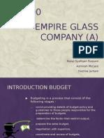 Empire Glass Company (a) New Latest