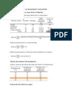 biodigesto, calculo de volumen