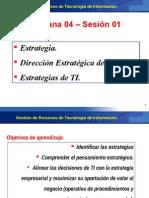 Dirección Estratégica TI