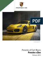 Porsche e-zine 2015
