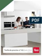 Catalogo Cocina 2014 para principiantes
