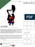 Sasuke Akatsuki by Sofgul-espada on DeviantArt