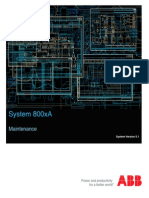 3BSE046784-510 a en System 800xA 5.1 Maintenance