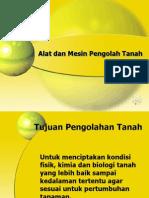 MP-FP 2 Pengolahan Tanah