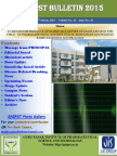 GNIPST Bulletin 43.1