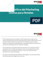 Guía definitiva del Marketing Online para Hoteles