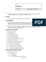 Tooling Management Procedure Example (1)