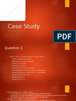 Case Study AON Pertemuan 2 (New England Trust)
