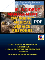 MTLS - Major Incident 2013