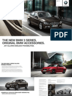 BMW Accessories 3series Sedan 2012