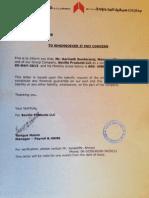 Iffco Salary Certificate