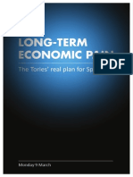 Long-term economic pain