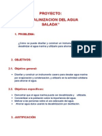 Desalinizacion Del Agua Salada Oficial