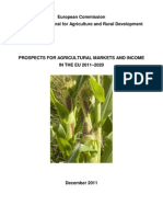 Prospects for Agricultural Markets and Income - Dec 2011