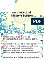 CHAPTER 8 the Concept of Lifestyle Building LIYA
