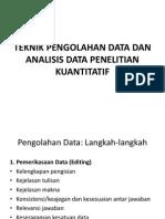 Analisis Data Kuantitatif1