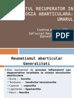 BFKT Recuperare Abarticular Umar